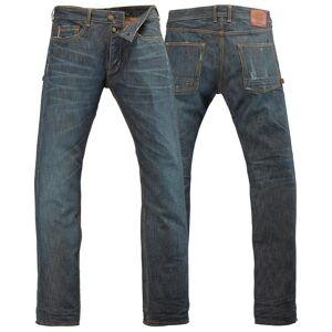 Rokker Resin Jeans Bukser 30 Blå