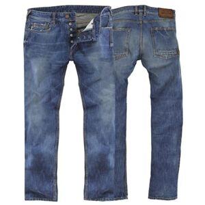 Rokker Daytona Jeans Bukser 28 Blå