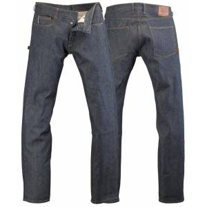 Rokker Rokka Daytona Raw Jeans Bukser 33 Blå