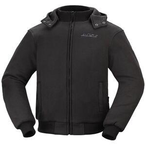 Büse Hoody Spirit Motorsykkel tekstil jakke 4XL Svart