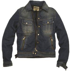 Helstons Cannonball Tekstil jakke S Blå
