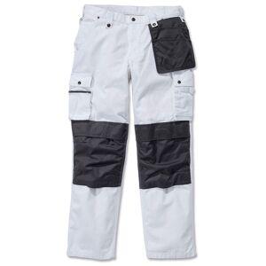 Carhartt Multi Pocket Ripstop Bukser 28 Hvit