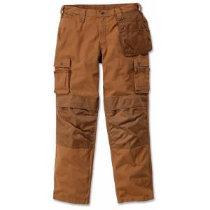 Carhartt Multi Pocket Ripstop Bukser 32 Brun