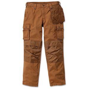 Carhartt Multi Pocket Ripstop Bukser 34 Brun