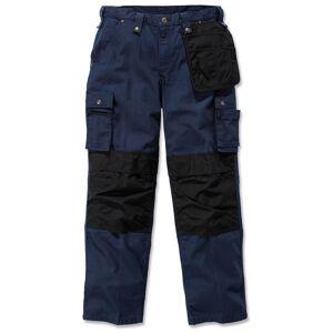 Carhartt Multi Pocket Ripstop Bukser 38 Blå