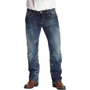 Rokker Violator Jeans Motorsykkel bukser 33 Blå