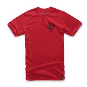 Alpinestars Guard T-skjorte S Rød