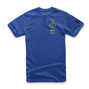 Alpinestars Core T-skjorte S Blå