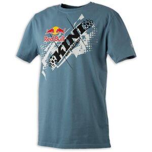 Kini Red Bull Chopped T-shirt S Blå