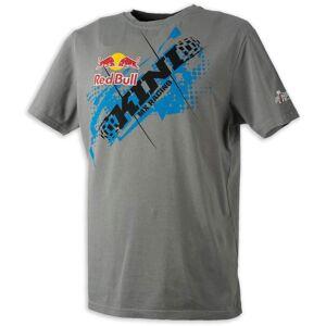 Kini Red Bull Chopped T-shirt XL Grå