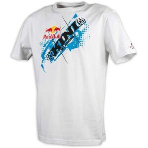 Kini Red Bull Chopped T-shirt 2XL Hvit
