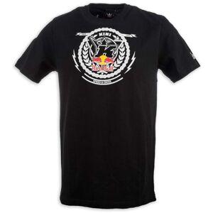Kini Red Bull Crest T-shirt S Svart