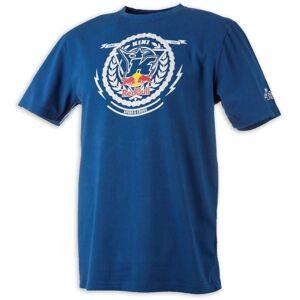 Kini Red Bull Crest T-shirt L Blå