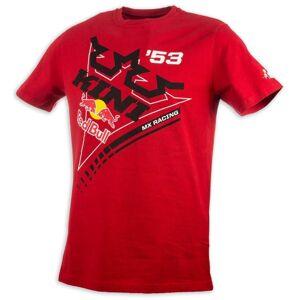 Kini Red Bull Ribbon T-shirt XL Rød