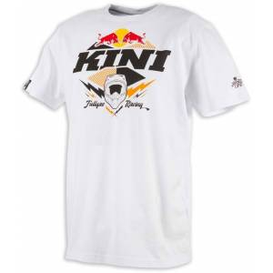 Kini Red Bull Armor T-shirt XL Hvit
