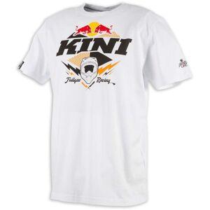 Kini Red Bull Armor T-shirt S Hvit
