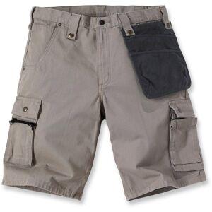 Carhartt Multi Pocket Ripstop Shorts 30 Grå