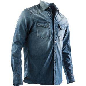 Acerbis Great River Skjorte XL Blå