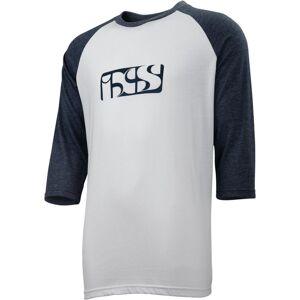 IXS Brand Tee 3/4 T-skjorte L Hvit