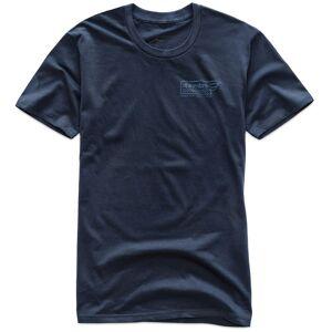 Alpinestars Static T-skjorte S Blå