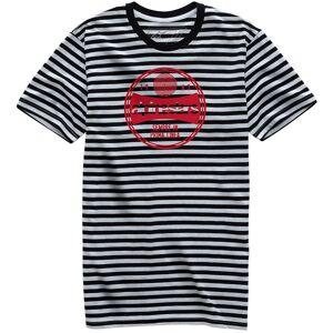 Alpinestars Prima T-skjorte M Svart Hvit Rød