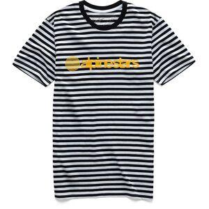 Alpinestars Studio T-skjorte S Svart Hvit