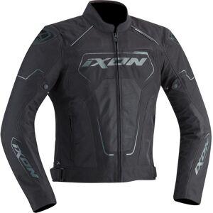 Ixon Zephyr Air HP Tekstil jakke 4XL Svart