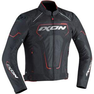 Ixon Zephyr Air HP Tekstil jakke 2XL Svart Rød