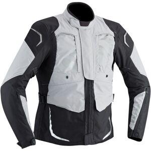 Ixon Cross Air Tekstil jakke L Svart Grå