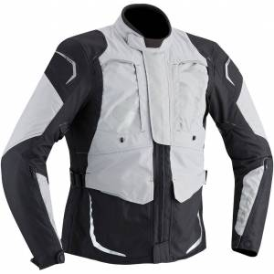 Ixon Cross Air Tekstil jakke XL Svart Grå