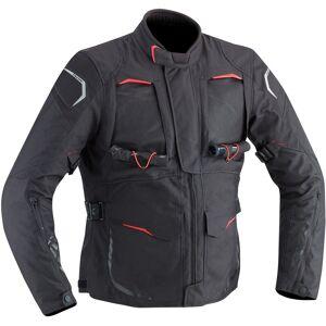 Ixon Cross Air Tekstil jakke 2XL Svart
