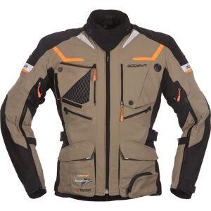 Modeka Panamericana Motorsykkel tekstil jakke 4XL Beige