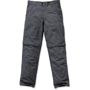 Carhartt Force Extremes Rugged Zip Off Bukser 30 Grå