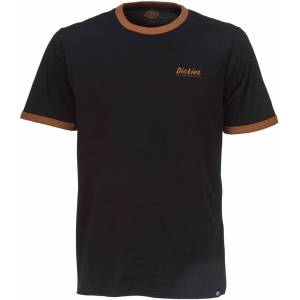 Dickies Barksdale T-skjorte L Svart