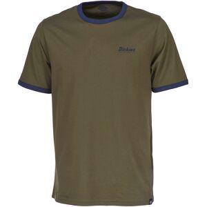 Dickies Barksdale T-skjorte XS Grønn