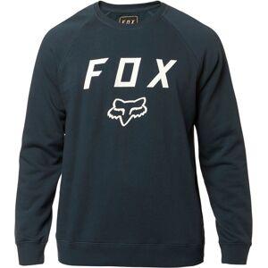 FOX Legacy Crew Fleece Genser S Blå
