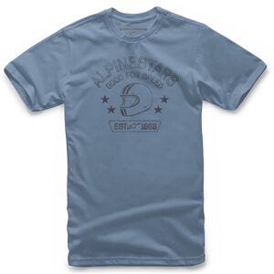 Alpinestars School T-skjorte S Grå