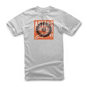 Alpinestars Chai Tee T-skjorte 2XL Sølv