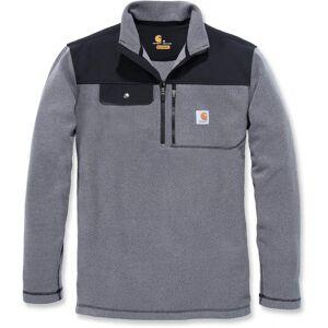Carhartt Fallon Half-Zip Sweatshirt L Grå
