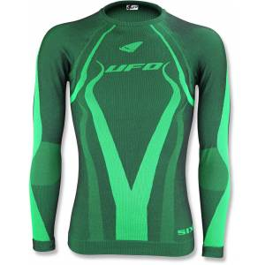 UFO Camo Funksjonell skjorte 2XL Grønn