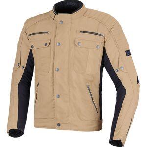 Büse Carson Motorsykkel tekstil jakke 3XL Svart Beige
