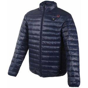Klan-e Everest Heatable Down Jacket Varmesynde dunjakke XL Blå