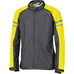Held Rainstretch Rain Jacket L Svart Gul