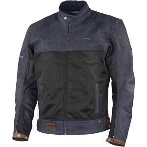 Trilobite Airtech Motorsykkel tekstil jakke 4XL Svart Blå