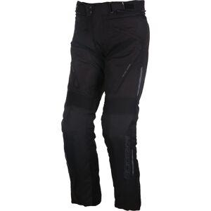 Modeka Lonic Motorsykkel tekstil bukser 4XL Svart