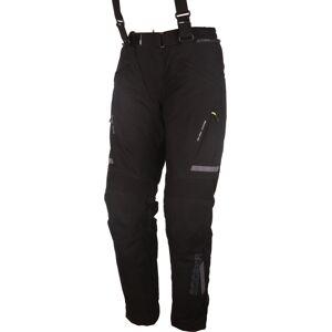 Modeka Baxters Motorsykkel tekstil bukser 2XL Svart