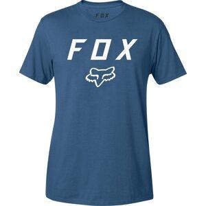 FOX Legacy Moth Tee T-skjorte S Blå