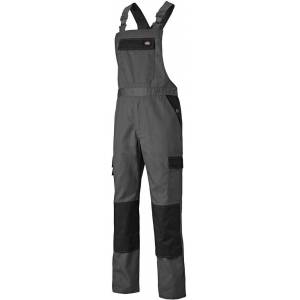 Dickies Workwear Everyday Bib samlet 32 Svart Grå