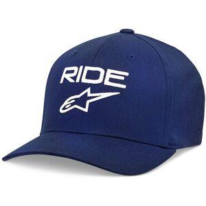 Alpinestars Ride 2.0 Cap L XL Hvit Blå