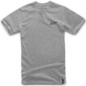 Alpinestars Neu Ageless Tee T-skjorte M Svart Grå